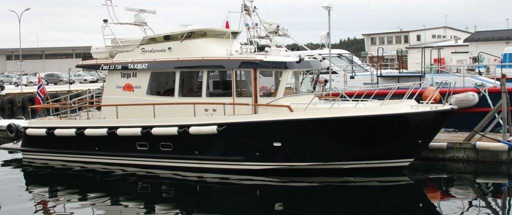 Fjordservice taxibåt
