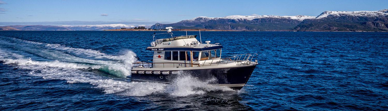 Florø Skyssbåt - Fjordservice - skyssbat.no