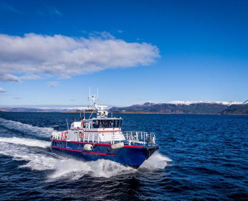 Florø Skyssbåt - Dagning - skyssbat.no