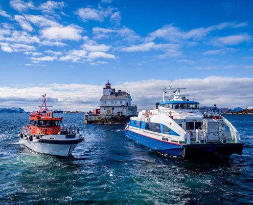Florø Skyssbåt - Kvanhovden losbåt og Øyservice - skyssbat.no