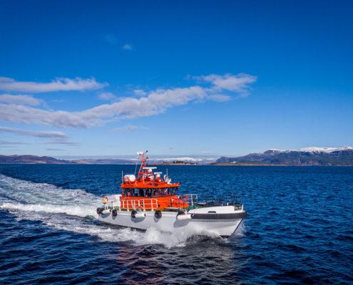 Florø Skyssbåt - Kvanhovden losbåt - skyssbat.no