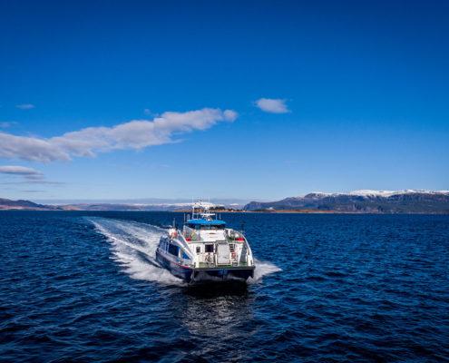 Florø Skyssbåt - Øyservice - skyssbat.no