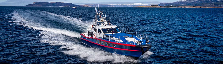 Florø Skyssbåt - Sea Service - skyssbat.no